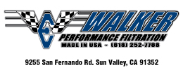 Walker Performance Filtration Josh Ford Motorsports 2016 Sponsor