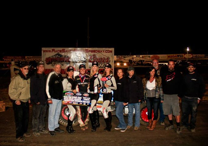 Ryan Wins CRA in Santa Maria 8-10-13